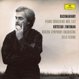 Krystian Zimerman, Rachmaninov: Piano Concertos Nos. 1 & 2, 00028947968689