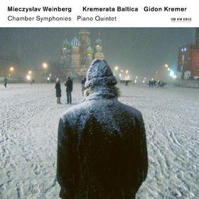 Gidon Kremer, Mieczyslaw Weinberg: Chamber Symphonies, 00028948146048