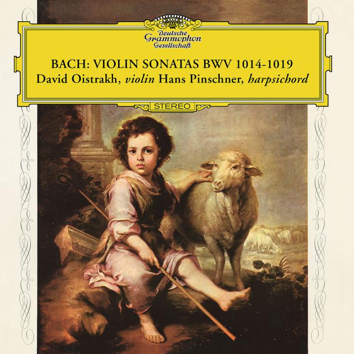 Bach Sonatas BWV 1014-1019