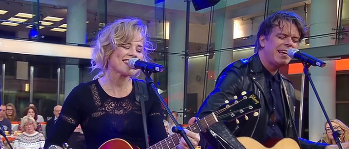 Hearts On Fire (live beim ZDF Morgenmagazin)