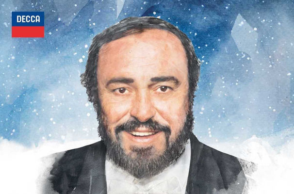 Luciano Pavarotti, Mit leuchtender Stimme - Luciano Pavarotti singt die stimmungsvollste Musik aller Zeiten