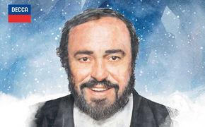 Klassik zu Weihnachten, Mit leuchtender Stimme - Luciano Pavarotti singt die stimmungsvollste ...