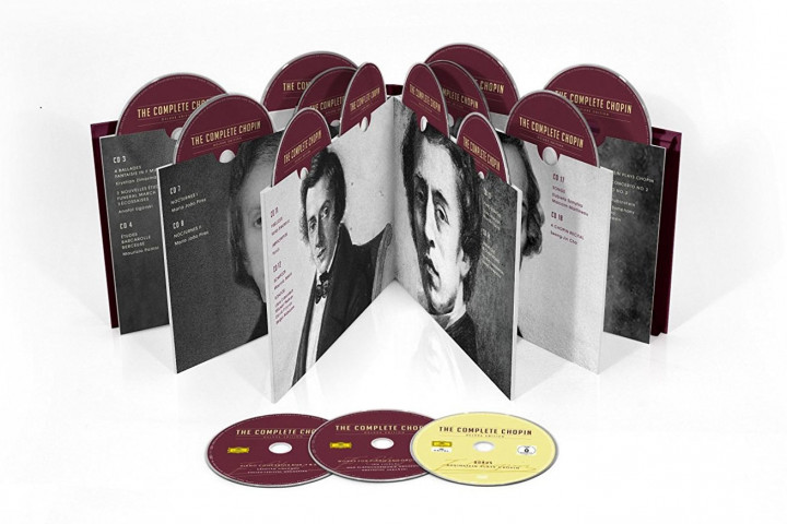 Complete Chopin Deluxe Edition