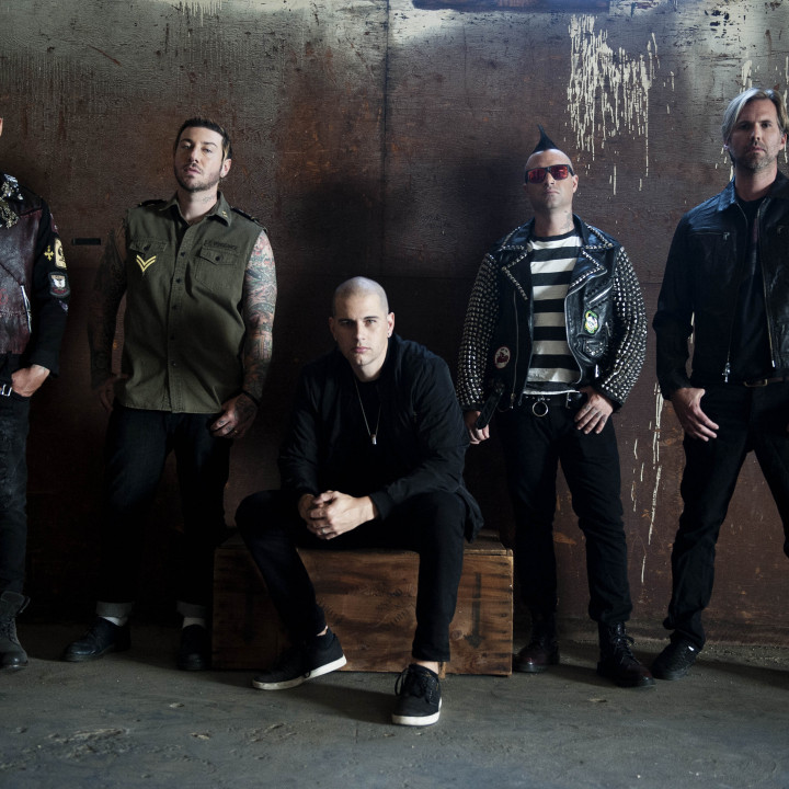 Avenged Sevenfold 2016