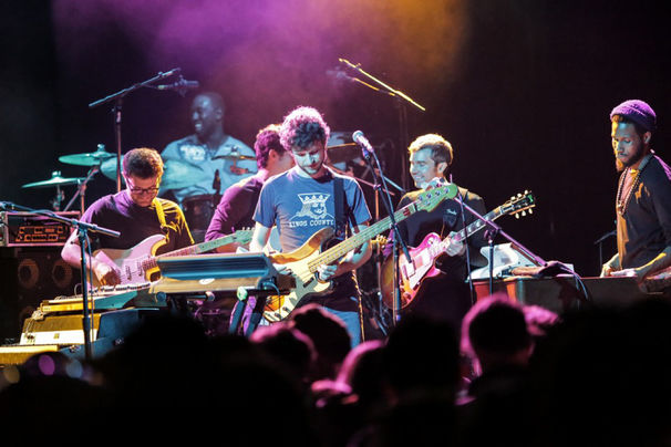 Snarky Puppy, Jazz-Phänomen unter der Lupe - Bassist Christian McBride besuchte Snarky Puppy