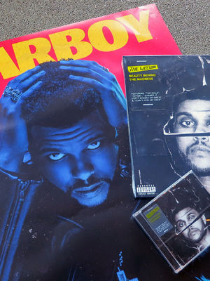 The Weeknd, Starboy ist da: Wir verlosen sechs The Weeknd-Fanpakete