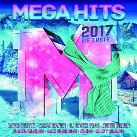 Megahits, MegaHits 2017 - Die Erste, 00600753747421