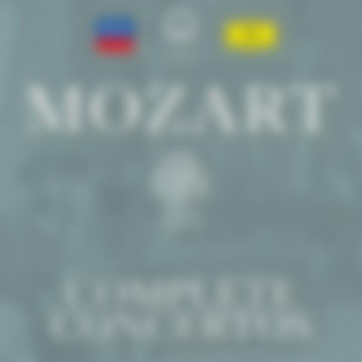 Mozart: Complete Concertos