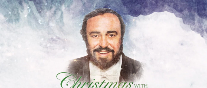 Christmas with Pavarotti (Teaser)
