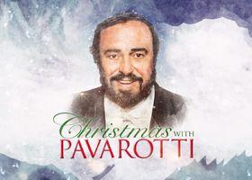 Luciano Pavarotti, Christmas with Pavarotti (Teaser)