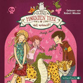 Various Artists, Die Schule der magischen Tiere - Voll verknallt (Band 8), 09783867425780