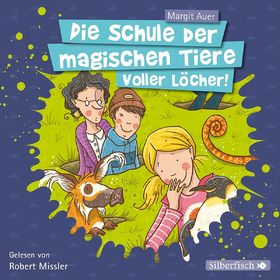 Various Artists, Die Schule der magischen Tiere - Voller Löcher (Band 2), 09783867421508