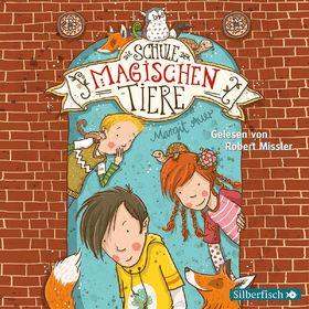 Various Artists, Die Schule der magischen Tiere (Band 1), 09783867421492