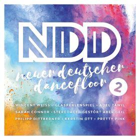 NDD - Neuer Deutscher Dancefloor, NDD - Neuer Deutscher Dancefloor 2, 00600753744017