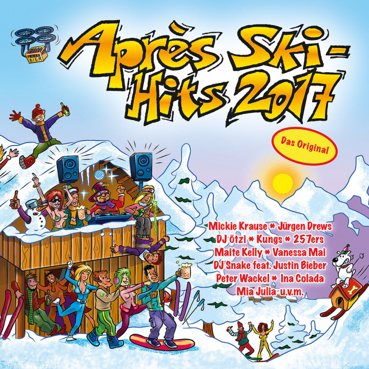 Après Ski-Hits 2017