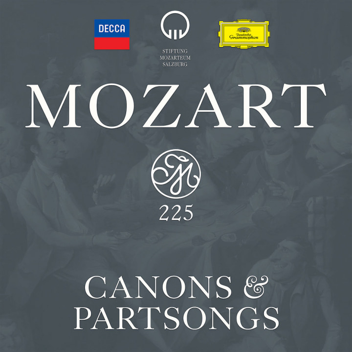 Mozart: Canons & Partsongs