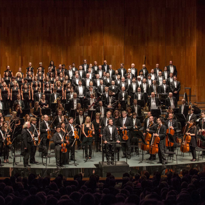 Münchner Rundfunkorchester, Wiener Staatsopernchor