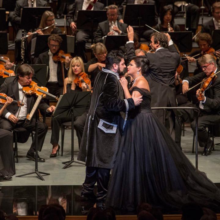 Yusif Eyvazov, Anna Netrebko