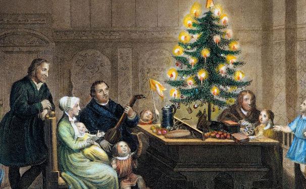 Klassik zu Weihnachten, Große Freude - Das Album Luthersche Weyhnacht