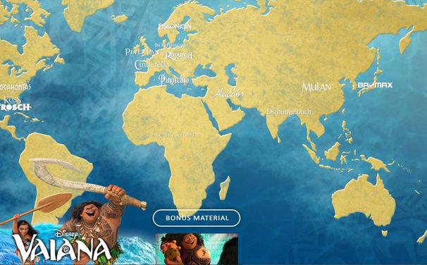 VAIANA, Geht mit Vaiana auf musikalische Entdeckungsreise der Disney-Filmwelt