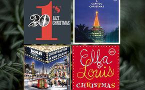 Various Artists, Weihnachts-Special (Teil 1) – neue digitale Weihnachtsalben