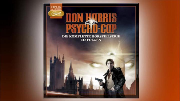 Don Harris – Die komplette Hörspielserie – Hörprobe