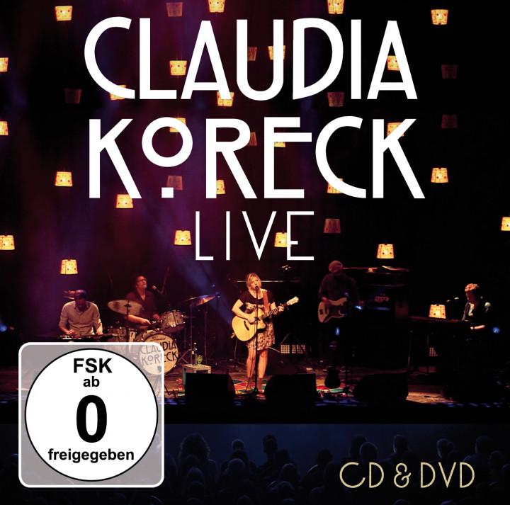 Claudia Koreck LIVE