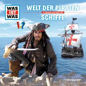 Was ist Was, Folge 09: Welt der Piraten/ Schiffe, 09783788628987