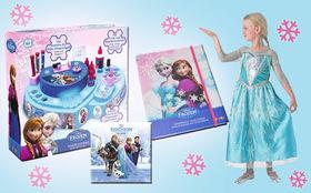 Disney, Gewinnt ein tolles Eiskönigin Fanpaket zum Nikolaustag