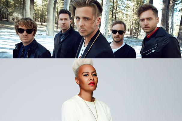 Emeli Sandé, Mit Live-Auftritten von OneRepublic und Emeli Sandé: Gewinnt Tickets für das The Voice Of Germany-Finale