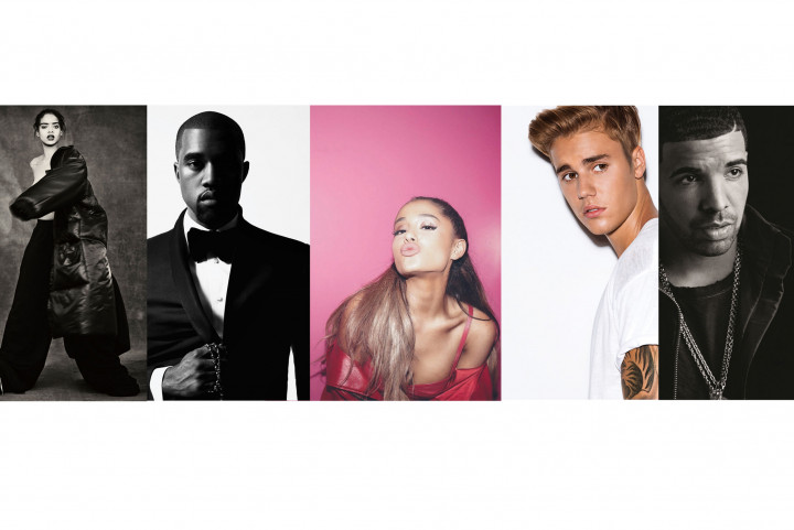 Spotify Most Streamed 2016