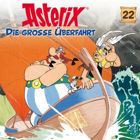Asterix, 22: Die große Überfahrt, 00602557101379