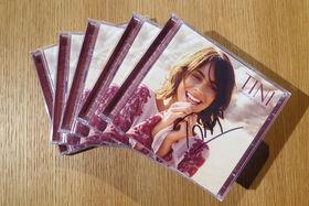 TINI, Inklusive Autogramm: Ergattert eins von fünf TINI (Martina Stoessel)-Alben
