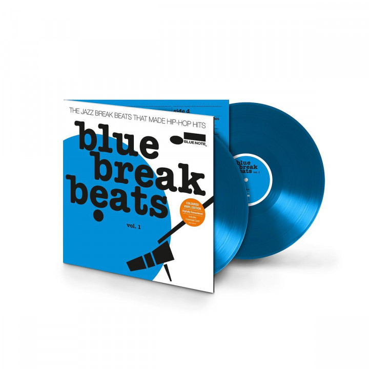 Blue Break Beats Vol. 1