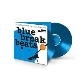 Blue Break Beats Vol. 1, 00600753701010