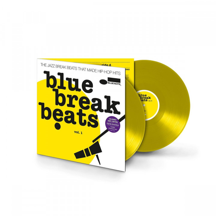 Blue Break Beats Vol. 3