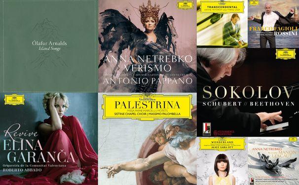 Diverse Künstler, KlassikAkzente Jahresrückblick: Die besten Klassik-Alben 2016