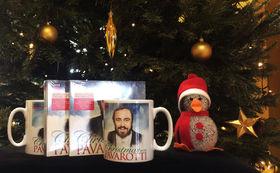 Luciano Pavarotti, Oh du Fröhliche – durch die Weihnachtszeit mit Luciano Pavarotti