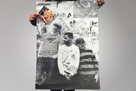 Beginner, Gewinnt signierte Beginner Poster plus Album-CD