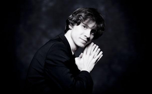 Rafal Blechacz, Klangvolle Vorschau - Das energiegeladene Allegro aus Bachs Italienischem Konzert steht zum Download und Streamen bereit