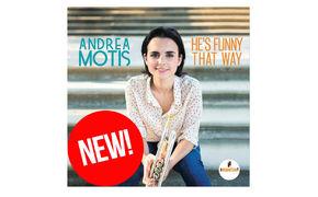 Various Artists, Jung, hübsch, doppelbegabt - Sängerin und Trompeterin Andrea Motis stellt sich vor