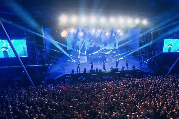 K.I.Z, Hurra die Welt geht immer noch unter: K.I.Z. auf Tour 2017