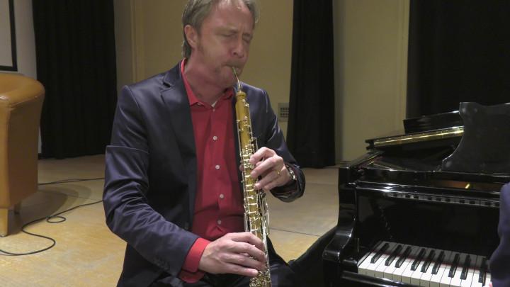 Stille Nacht - Christop Israel & Albrecht Mayer (Live im Maison de France)