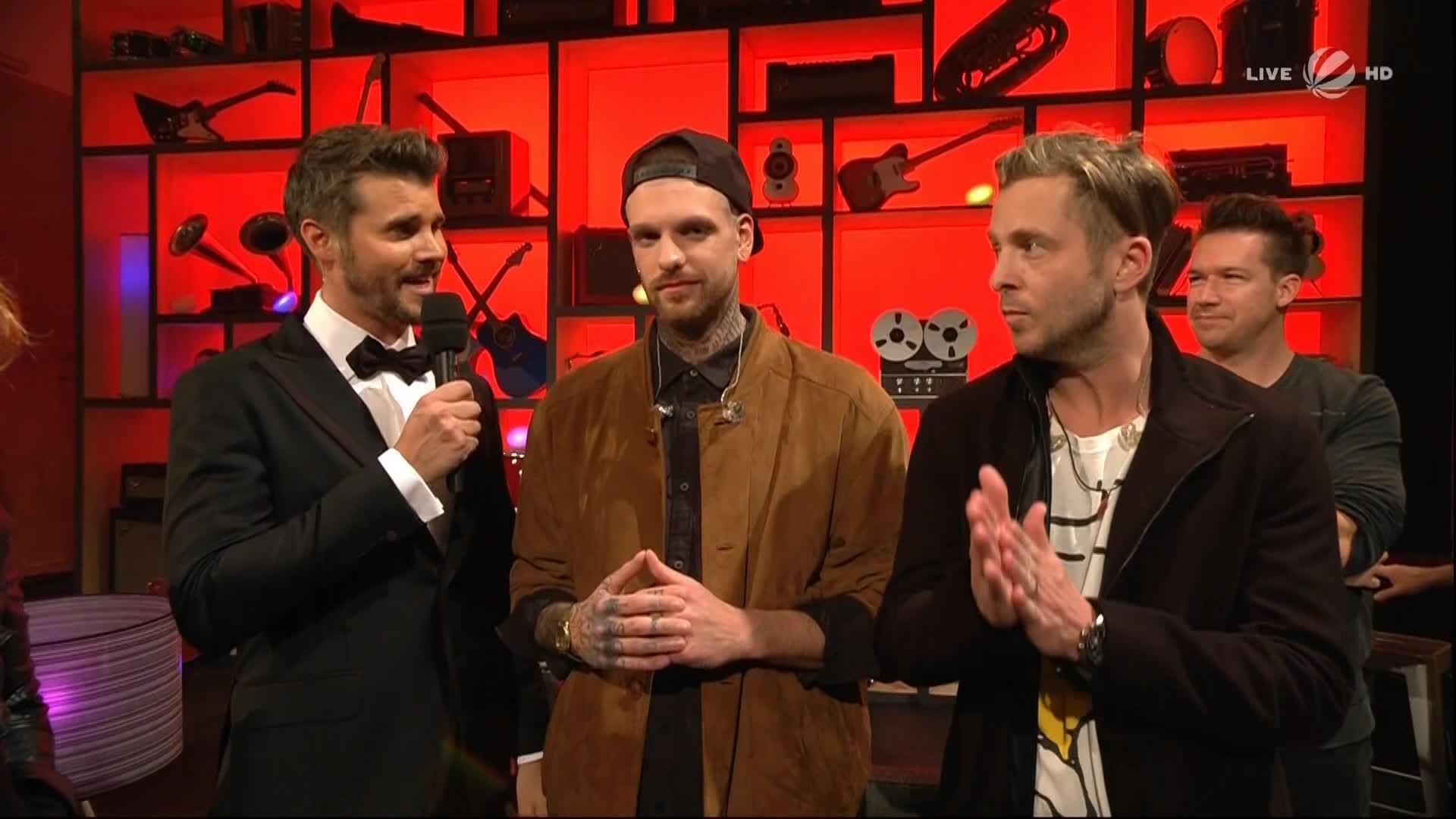 OneRepublic, OneRepublic - SAT1 The Voice of Germany