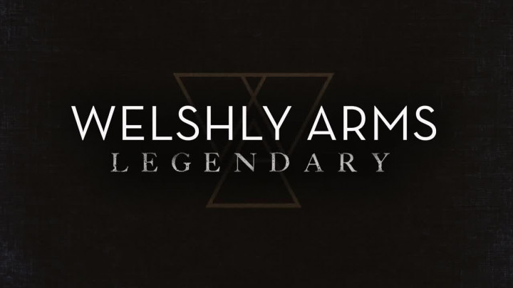 Legendary (Official Audio)