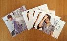 Justin Bieber, Gewinnspiel mit Justin Bieber: Ergattert eine signierte CD und Autogramme