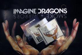 Imagine Dragons, Von wegen Schall und Rauch: Wir verlosen tolle Imagine Dragons-Pakete