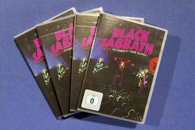 Black Sabbath, Rockig ins neue Jahr: Gewinnt Live...Gathered In Their Masses von Black Sabbath auf DVD