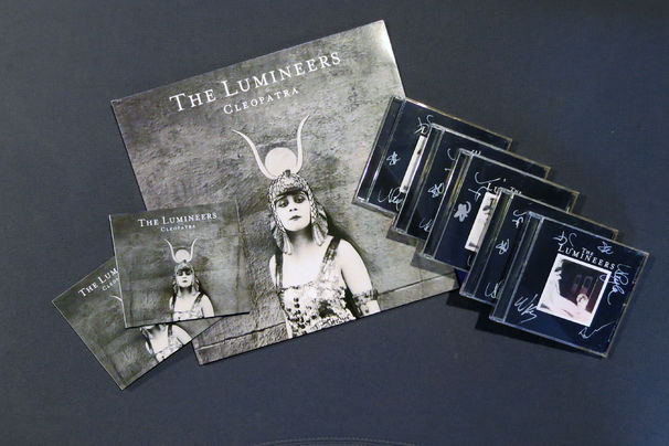 The Lumineers, Gewinnen mit The Lumineers: Wir verlosen jede Menge CDs und Vinyls