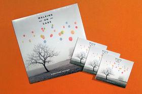 Walking On Cars, Everything This Way auf Vinyl oder CD: Sichert euch tolle Walking On Cars-Gewinne